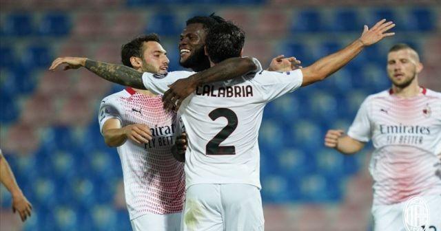 Serie A'da top koşturan Türk futbolcuların takımları haftayı galibiyetle kapattı