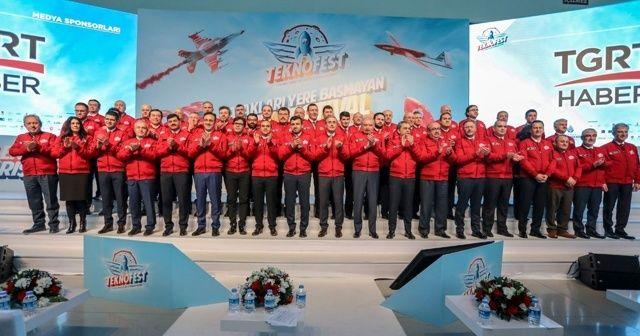 Teknofest 2020 Roket Yarışları Tuz Gölü'nde başladı!