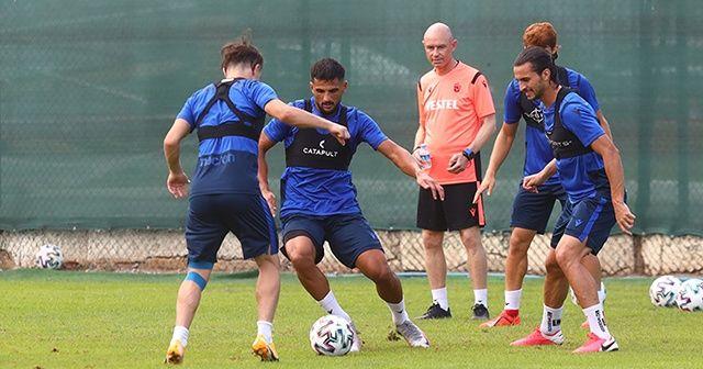 Trabzonspor, Yukatel Denizlispor maçının hazırlıklarını tamamladı
