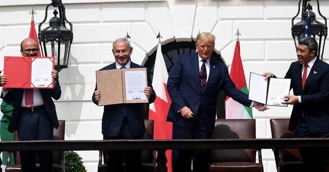 Trump: Suudi Arabistan doğru zamanda İsrail'le normalleşme anlaşması yapacaktır