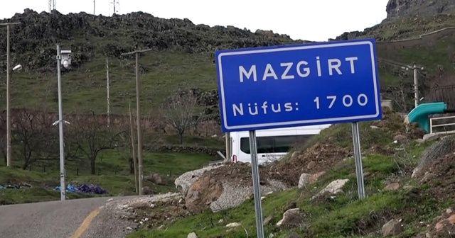 Tunceli'de bir köy, 5 kişide koronavirüs tespit edilince karantinaya alındı