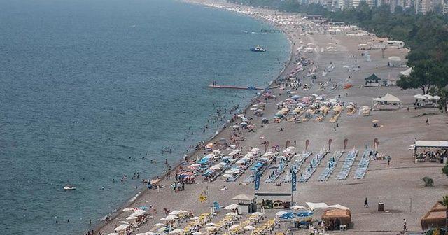 Türkiye 8 ayda yaklaşık 10 milyon ziyaretçi ağırladı