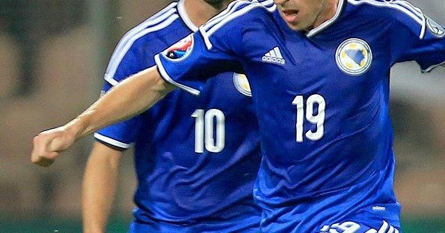 Türkiye'de forma giyen 6 isme Bosna Hersek'ten milli davet