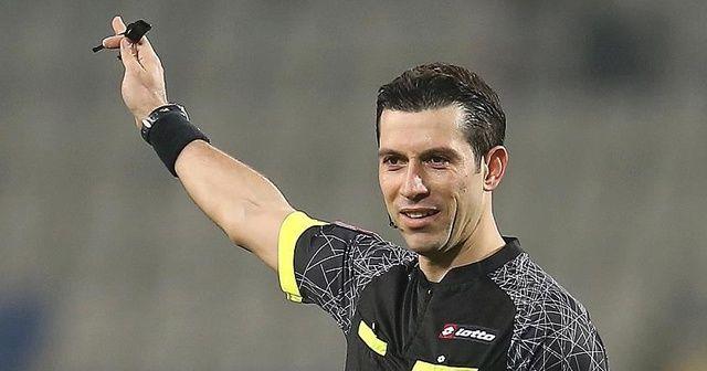 UEFA'dan Ali Palabıyık'a görev
