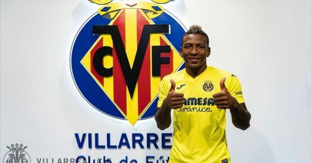 Villarreal, Watford'dan Pervis Estupinan'ı renklerine bağladı