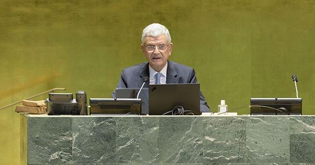 Volkan Bozkır: BM değişime ayak uydurmak zorunda