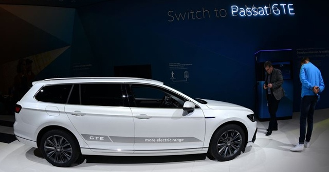 Volkswagen'den Çin'de 15 milyar avroluk yatırım