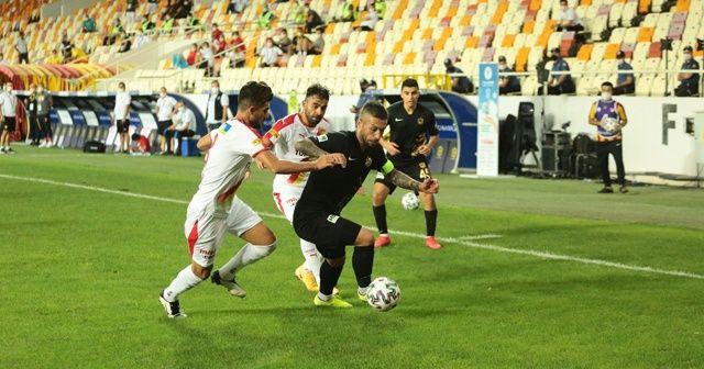Yeni Malatyaspor'da gözler Trabzonspor maçına çevrildi