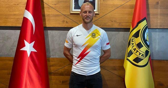Yeni Malatyaspor, Semih Kaya'yı transfer etti