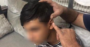 15 yaşındaki çocuğun kale direğine bağlanarak darbedildiği iddiası