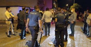 İki grup arasında çıkan kavga, mahalleyi karıştırdı