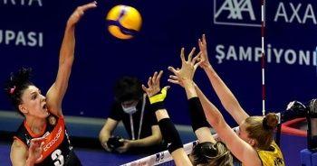 2020 Kadınlar AXA Sigorta Şampiyonlar Kupası'nı Eczacıbaşı VitrA kazandı