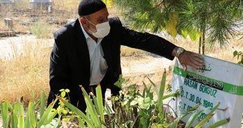 """6-8 Ekim olaylarında oğlunu kaybeden acılı baba: """"Allah hakkımızı bırakmadı"""""""