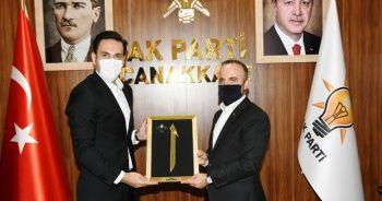 AK Parti'li Turan: 'Atatürk'ün CHP'si bugün adeta işgal altında'