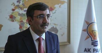 AK Parti'li Yılmaz'a Covid-19 tanısı konuldu