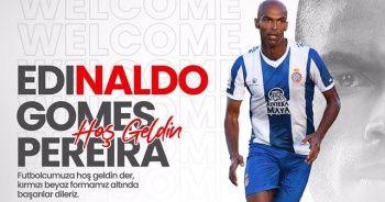 Antalyaspor, Brezilyalı savunma oyuncusu Naldo'yu transfer etti