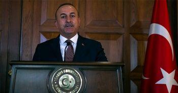 Bakan Çavuşoğlu: Ermenistan'ı aklını başına toplamaya çağırıyorum