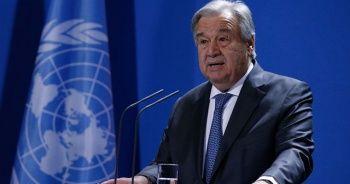 BM Genel Sekreteri Guterres'ten, ABD'nin İran yaptırımlarına yanıt