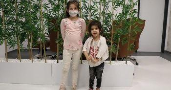 Cumhurbaşkanı Erdoğan'dan Suriyeli kardeşler Fatma ve Sara'ya yardım eli
