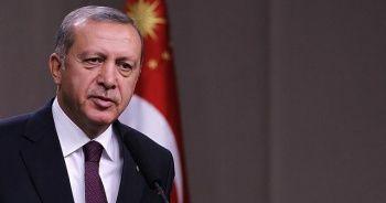 """Cumhurbaşkanı Erdoğan'dan """"Türkiye'nin Doğu Akdeniz Politikası"""" paylaşımı"""