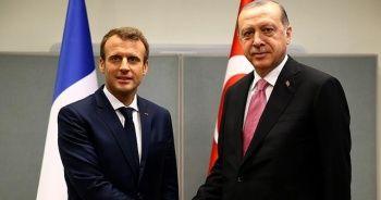 Cumhurbaşkanı Erdoğan, Macron ile görüşecek