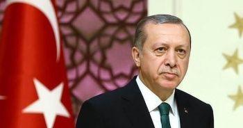 Cumhurbaşkanı Erdoğan şehit ailesine başsağlığı mesajı gönderdi