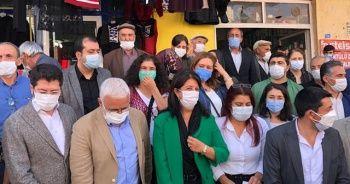 HDP'li vekillerden polise hakaret!
