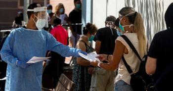 İspanya'da 8 bin 581 yeni korona virüs vakası
