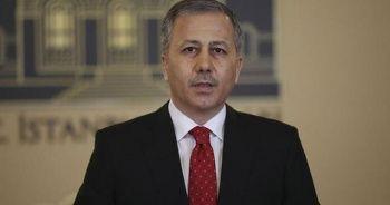 İstanbul Valisi Ali Yerlikaya, korona denetimlerinin bilançosunu açıkladı
