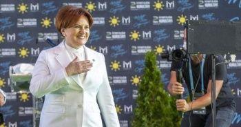 İYİ Parti Genel Başkanlığına Meral Akşener yeniden seçildi