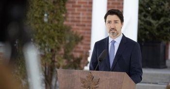 Kanada Başbakanı Trudeau, vakaların artmasından endişeli