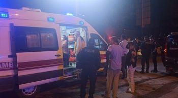 Kırmızı ışıkta geçen otomobil kaza yaptı: 3 yaralı