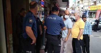 Kocaeli'de kuralları hiçe sayan 27 kişi oyun salonunda suçüstü yakalandı