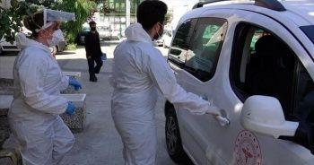 Kovid-19'la mücadelenin öncüsü filyasyon ekipleri ev ev dolaşıp virüsün izini sürüyor