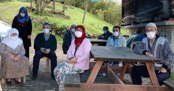 Kovid-19 nedeniyle iki ferdini kaybeden Sarı ailesi uyardı