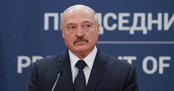 Lukaşenko gizli törenle yemin etti