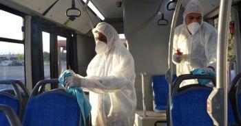 Malatya'da okullar açıldı dezenfekte çalışmaları yoğunlaştı
