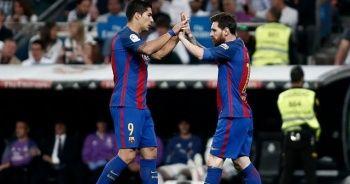 Messi'den Barcelona yönetimine Suarez eleştirisi