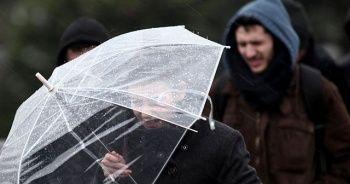 Meteoroloji uyardı: Sağanak ve kuvvetli rüzgar geliyor