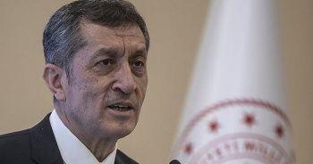 Milli Eğitim Bakanı Selçuk: Yüz yüze eğitim konusunda teknik hazırlıklarımız var