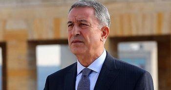 Milli Savunma Bakanı Akar: Herhangi bir oldubittiye izin vermeyiz