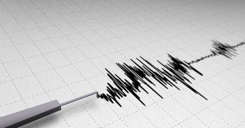 Muş'ta 4.7 büyüklüğünde deprem