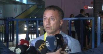 """Mustafa Özat: """"Bu ligde kalıcı olmak istiyoruz"""""""
