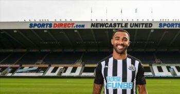 Newcastle United, İngiliz forvet Callum Wilson'ı transfer etti
