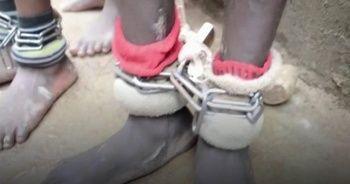 Nijerya'da 47 çocuk tutsak evinden kurtarıldı