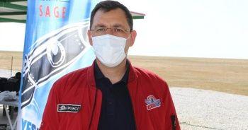 Roketsan Genel Müdürü Murat İkinci müjdeyi verdi: TEKNOFEST roket yarışlarında başarılı öğrencilere staj ve iş imkanı