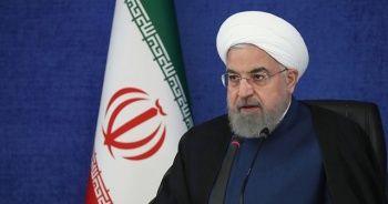 Ruhani: Yaptırımlar en az 150 milyar dolar zarar verdi
