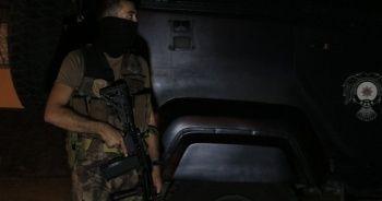 Samsun'da DEAŞ operasyonunda Irak uyruklu 14 şüpheli yakalandı