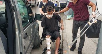 Samsun'da DEAŞ'tan gözaltına alınan Iraklı'nın bombalı saldırıda kolunu kaybettiği ortaya çıktı