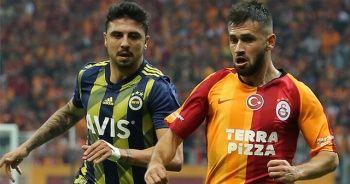 Süper Lig'de dev derbi Galatasaray - Fenerbahçe!